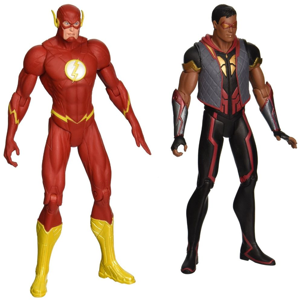 Kid Flash Toy Cw