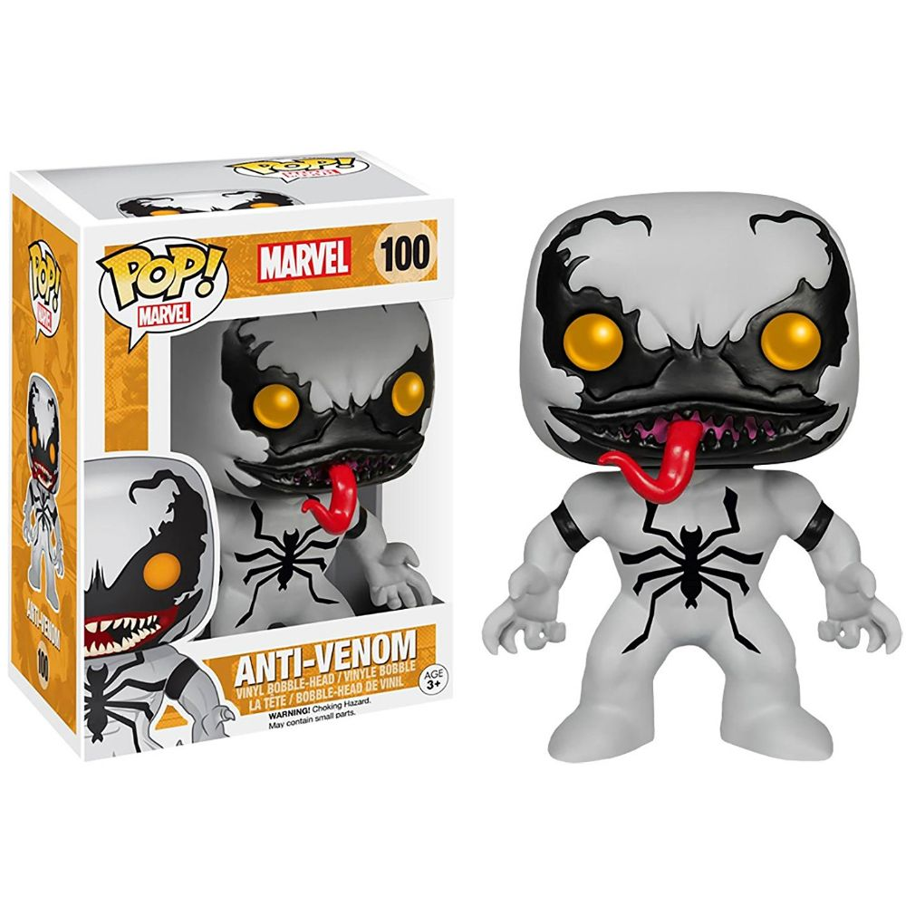 figurine funko pop anti venom deriv 39 store. Black Bedroom Furniture Sets. Home Design Ideas