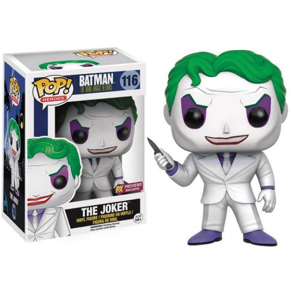 Figurine Funko Pop Joker The Dark Knight Returns Deriv Store