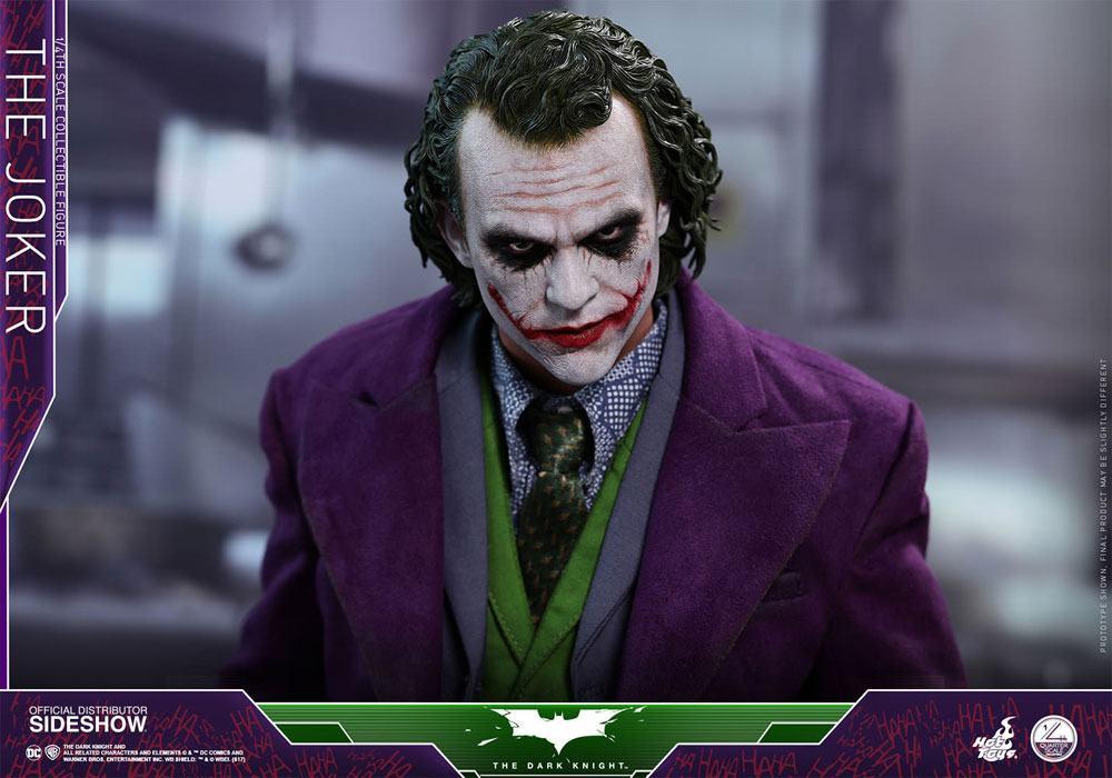 Figurine Hot Toys Joker 1/4ème