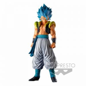Figurine Gogeta Blue Super Master Star Piece