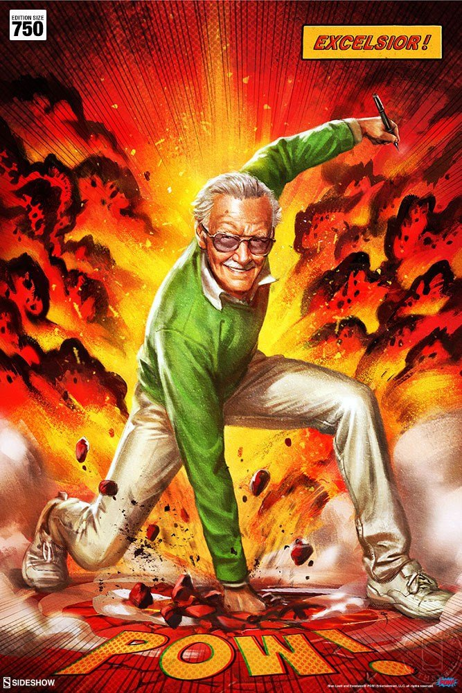 Excelsior Stan Lee Bedeutung