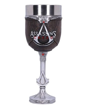 Calice Logo Leather Finish Edition Assassin's Creed