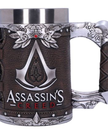Chope Logo Leather Finish Edition Assassin's Creed