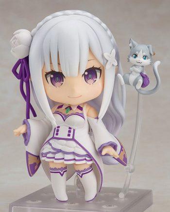Figurine Nendoroid Emilia Re:Zero
