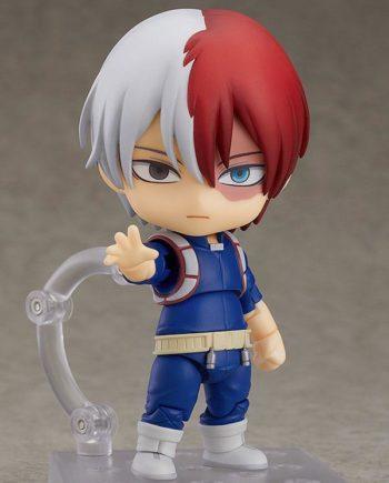 Figurine Nendoroid Shoto Todoroki My Hero Academia
