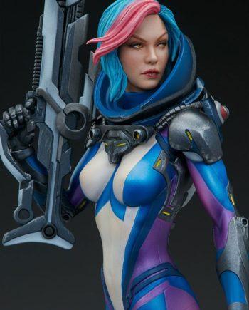 Statuette Bounty Hunter Galactic Gun For Hire Sideshow
