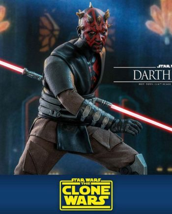Figurine Hot Toys Dark Maul The Clone Wars