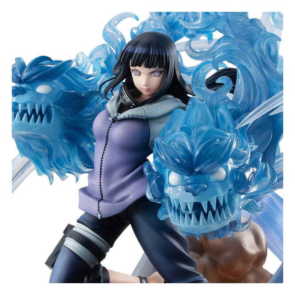 Statuette Hinata Gals DX Version Naruto - DerivStore