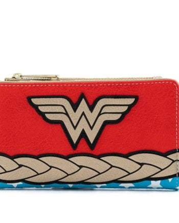 Porte-monnaie Vintage Wonder Woman Cosplay