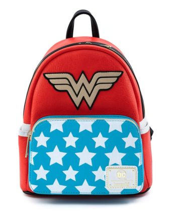 Sac à dos Wonder Woman Vintage