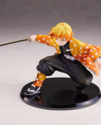Statuette Zenitsu Agatsuma Demon Slayer