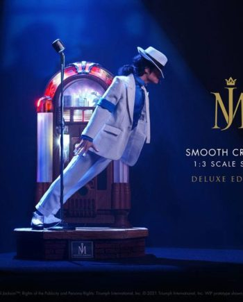Statuette Michael Jackson Smooth Criminal Deluxe Edition