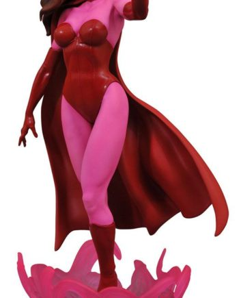 Statuette Scarlet Witch Premier Collection
