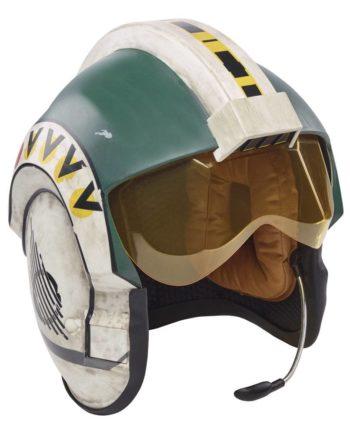 Casque électronique Wedge Antilles Battle Simulation Helmet Black Series Star Wars