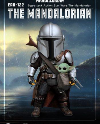 Figurine Egg Attack Action The Mandalorian Star Wars The Mandalorian
