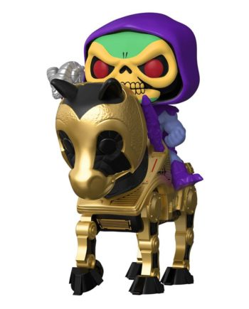 Funko POP Skeletor with Night Stalker Masters of the Universe