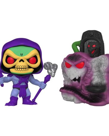 Funko POP Snake Mountain with Skeletor Masters of the Universe