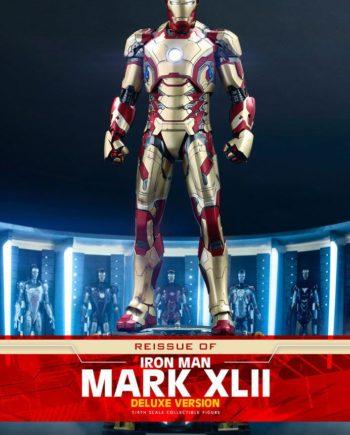 Figurine Iron Man Mark XLII Iron Man 3