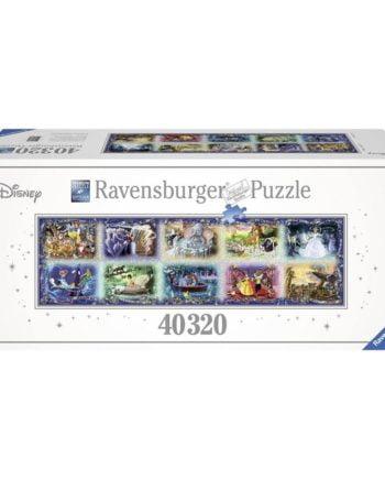 Puzzle Les inoubliables moments Disney