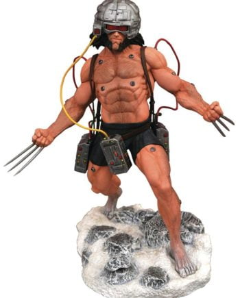Diorama Weapon X Marvel Comic Gallery