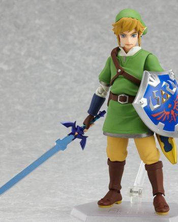 Figurine Figma Link The Legend of Zelda Skyward Sword