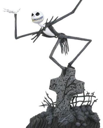 Statuette Jack Skellington L´étrange Noël de Mr. Jack