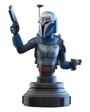 Buste Bo-Katan Kryze Star Wars The Clone Wars