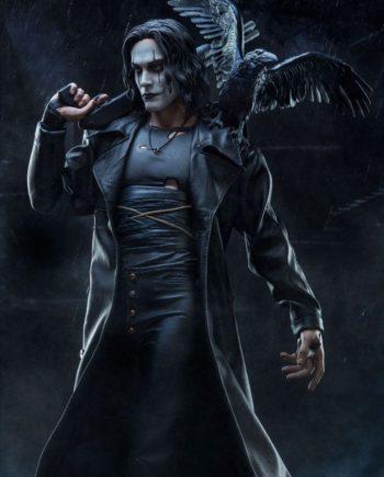 Statuette Premium Format The Crow